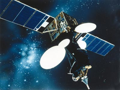 Intelsat 5 Satellite