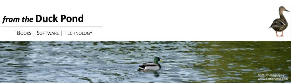 from the Duck Pond